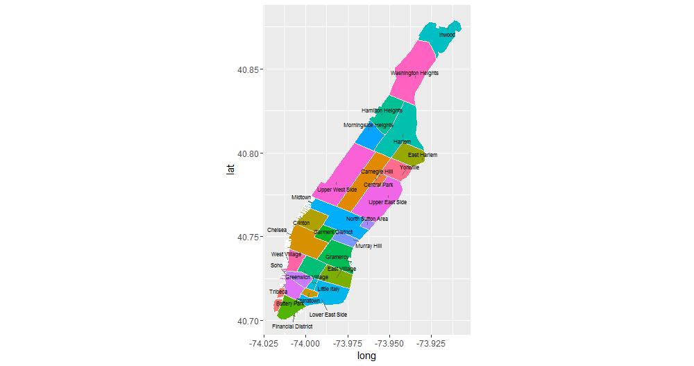1 3e Plotting neighborhoods · Analyzing Big Data with